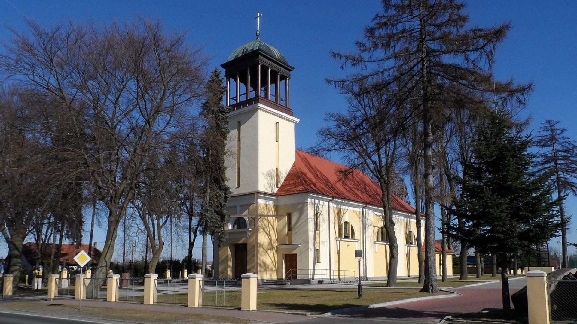 Parafia pw. św.Wojciecha wKruszewie